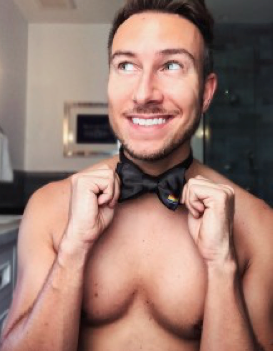 Make a Statement of Equality and Style with Gay Pride Bow Ties