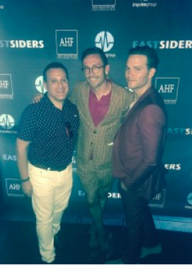 Why I Wanted and Needed to Get Involved with Eastsiders: Season 3